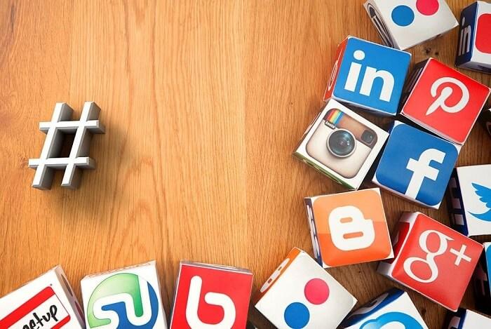 Hashtag không còn là quá xa lạ trên các mạng xã hội